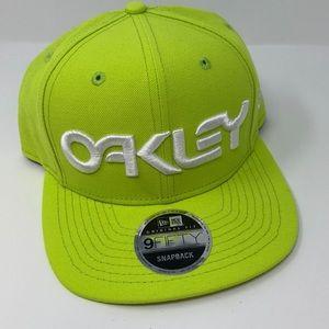 Oakley Mark II Novelty SnapBack New with tags!